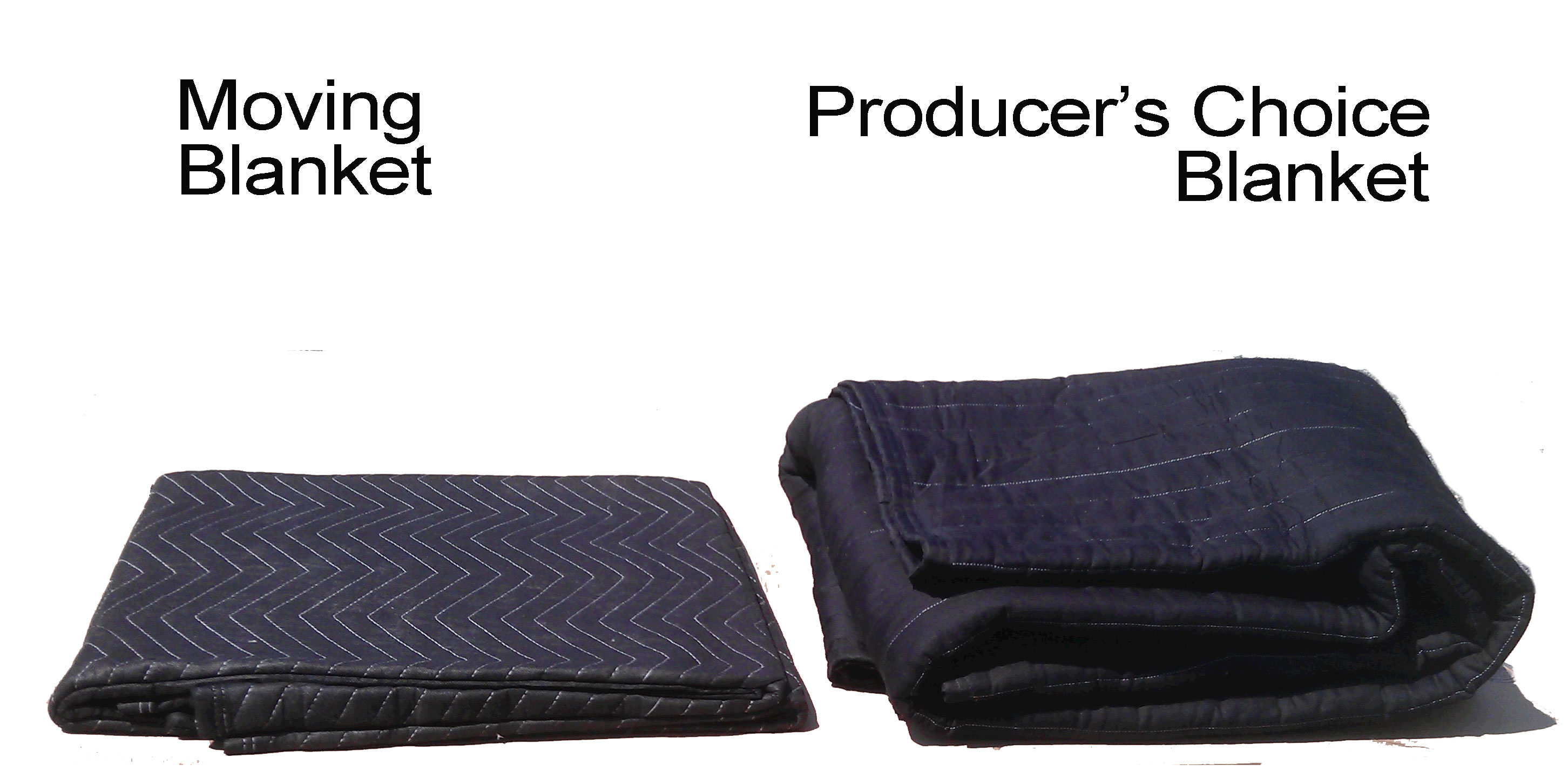 moving blanket or sound blankets --text 2