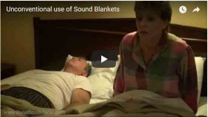 Do sound blankets work for snoring?