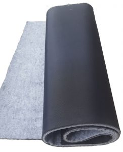 Soundproofing panel- rolled