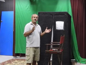 Acoustic Vocal Booth DrummerRoom