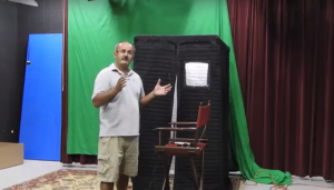 Customize Voice Over Solutions for Schools Video and audio class VocalBoothToGo.com
