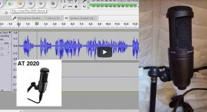 Which Microphone works best for Voice Over in portable vocal booth