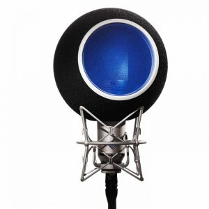 kaotica on microphone