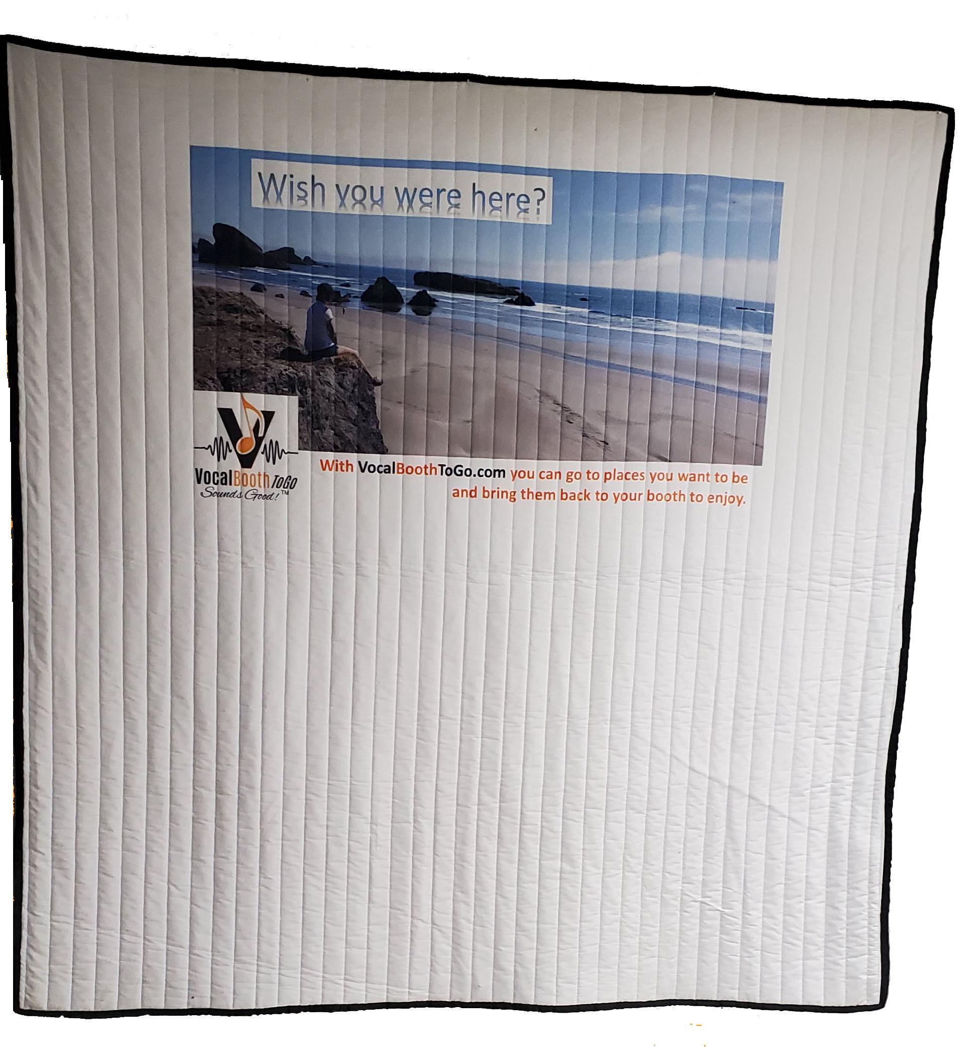Acoustic_Blanket Imprint -MEDIUM