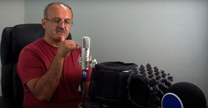 DIY portable vocal booths: Kaotica Eyeball, portable Godzilla and Vocal Beer Cooler